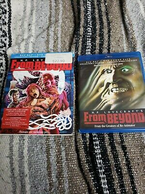 From Beyond (Blu-ray Disc, 2013, 2-Disc Set)