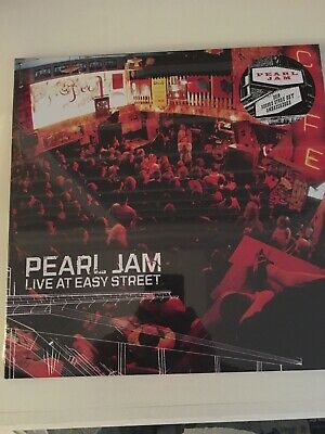 ***Pearl Jam – Live At Easy Street*** NEW RSD Record Store Day 2019