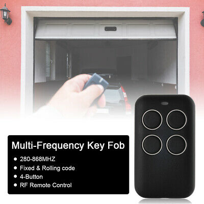 Multi-Frequency Key Fob Cloning Duplicator 433 868 315 MHz Remote Control HS1176