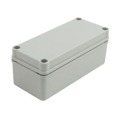 Nd_ Eg_ 1Pc Waterproof Plastic Electric Project Case Junction Box 180X80X70Mm