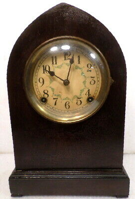Sessions 1910 Bee Hive Striking Mantle Clock--Forestville, Conn.