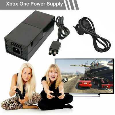 AC Adapter Mains Power for Xbox One UK Mains Power Supply Brick for Xbox One