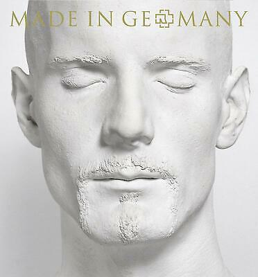 Rammstein ‎- Made In Germany 1995-2011 (2011) 2CD Special Edition NEW SPEEDYPOST
