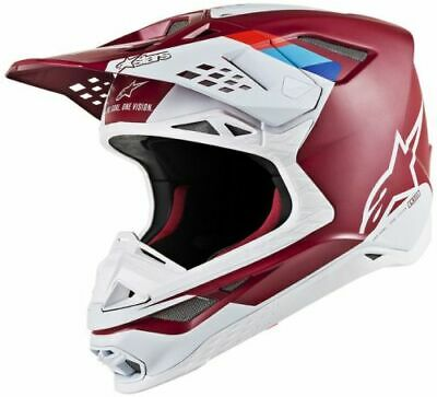 Alpinestars Supertech M8 Contact Helmet Motorcycle ATV/UTV Dirt Bike