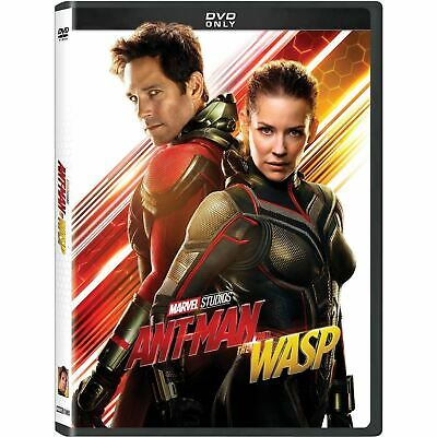 ANT MAN AND THE WASP DVD -[New & Sealed] 2018