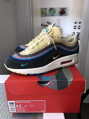 finest selection 917d3 673ec Nike Air Max 1 97 SW (US9.5)