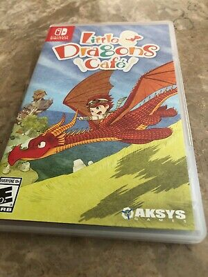 Little Dragons Cafe (Nintendo Switch, 2018)
