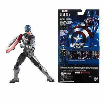 "Captain America Marvel Legends Series Endgame 6"" Avengers Figure Collection Kids"