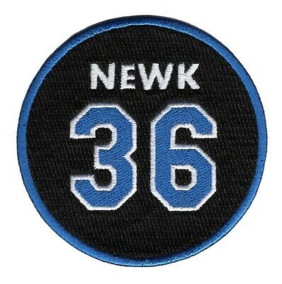 ⚾NEW! 2019 Los Angeles LA Dodgers DON NEWCOMBE 'NEWK' Memorial Jersey #36 PATCH