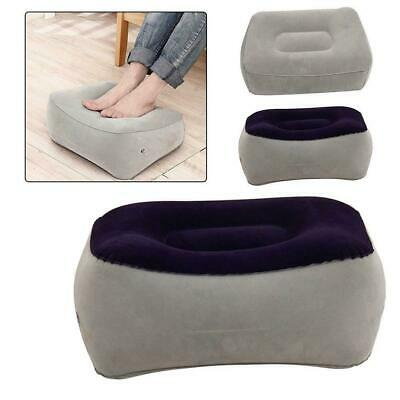 Inflatable Travel Pillow Foot/Leg Rest Pillow For Bed Air Foot Cushion 2019