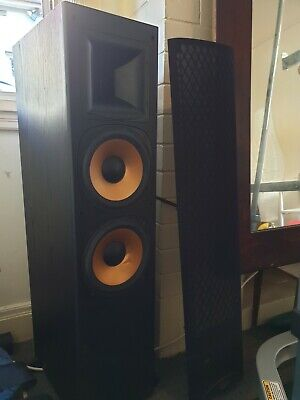Klipsch RF-3 Main Speaker Pair (with free TMC Gold Reference Speaker Cables)