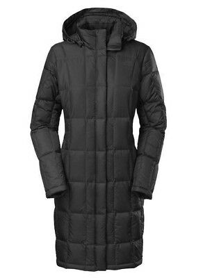4a4e2f69e3 The North Face Women's Metropolis Down Parka Jacket XS EXTRA SMALL GREY NEW  $289