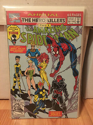 Amazing Spider-Man Annual #26 (1963 Marvel) - VF