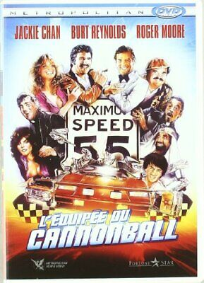 L'Equipee du Cannonball // DVD NEUF