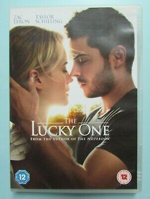 The Lucky One (DVD) (this is not Blu-Ray)