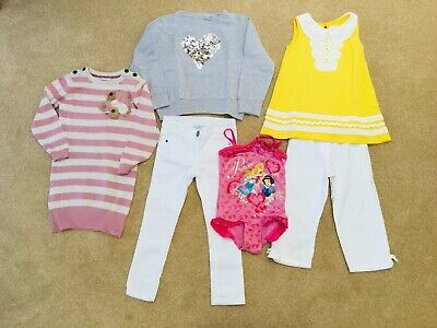 Bundle Of Next Girls Clothes 4-5 Years