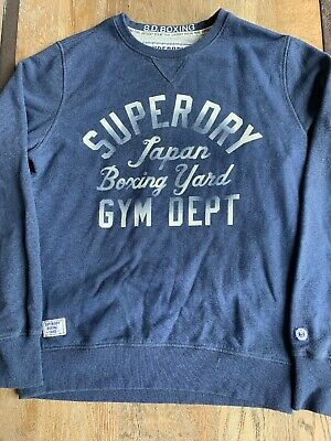 Mens Superdry Sweatshirt XL