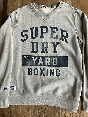 Men's Superdry Sweatshirt XL