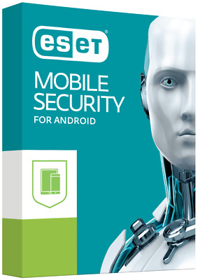 ESET Mobile Security 2019 For Android 1 User / Device 2Year key Fasd Delivery