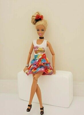 New skirt top dress daily outfit clothes fashion for your Barbie doll Au seller