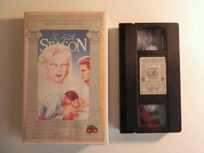 The Fifth Season - South Africa Drama - Louise Roux - CID - BigBox - PreCert VHS