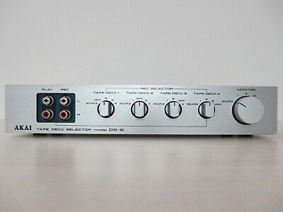 AKAI Tape Deck Selector Model DS-5