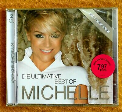 THE ULTIMATIVE BEST OF MICHELLE  2 Cds, neu, ovp.
