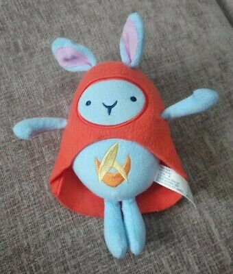 Mattel Fisher Bing Bunny, Hoppity Voosh TV Show Cuddle Toy  2015