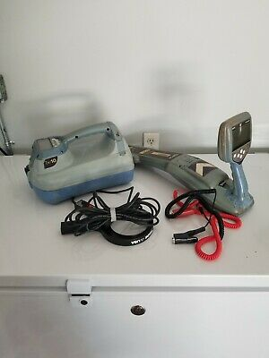 Radiodetection Rd 8000 Pxl Reciever And Tx 10 Transmitter Pipe And Cable Locator