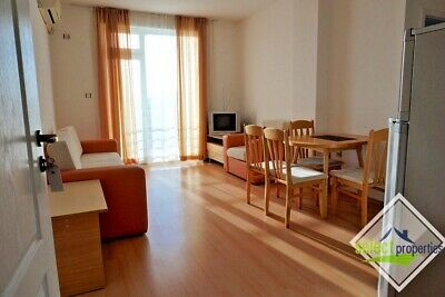 One Bedroom Holiday Apartment For Sale In Sunny Beach Resort, Bulgaria!