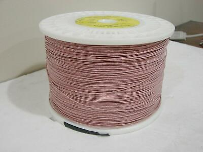 Litz Wire 27/36 AWG - High Q Coil - SMPS - Amateur & Crystal Radio - 7.5 lbs