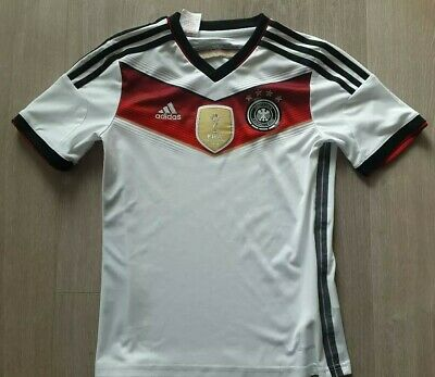 Deutschland Trikot WM 2014 152 12 A/Y maillot jersey DFB Germany Weltmeister WC