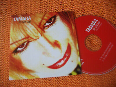 Tamara, Yurena, Yo Soy Asi, Cd Single 2 Temas (Fangoria )