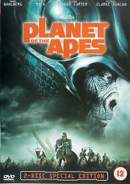 Planet Of The Apes (DVD, 2004, 2-Disc Set)