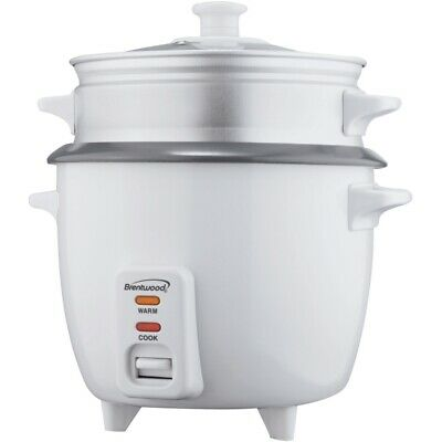 Brentwoodr Appliances Ts-480S 15Cup Rice Ckr W Steamer