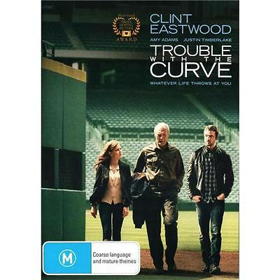 Trouble With The Curve : New Dvd