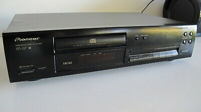 Pioneer Cd Player Pd-117
