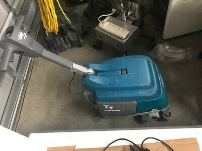 Tennant T1 Battery Floor Scrubber  in great condition