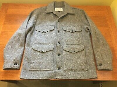 535daf5f8487c Genuine Vintage Filson 100% Virgin Wool Jacket Size 42 - Excellent Condition
