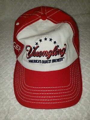 cadf08cc YUENGLING BEER DISTRESSED Baseball Hat BRAND NEW America's Oldest ...