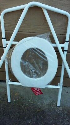 Mobility Toilet Seat Frame for over toilet - New