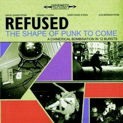 Refused - The Shape of Punk to Come (Digipack)
