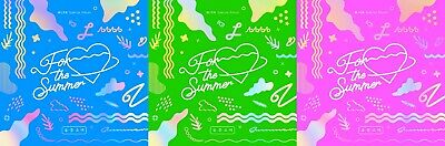 WJSN COSMIC GIRLS - For the Summer CD+PO Benefit+Poster+Gift+Tracking no.
