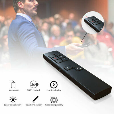 Wireless presenter mouse squirrel mouse flying mouse laser pointer