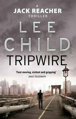 Tripwire (Jack Reacher 3) by Lee Child 9780857500069 | Brand New