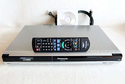 Panasonic DMR-EH535 DVD±RW 160GB HDD Rekorder, HDMI, ideal für Digitalisierung