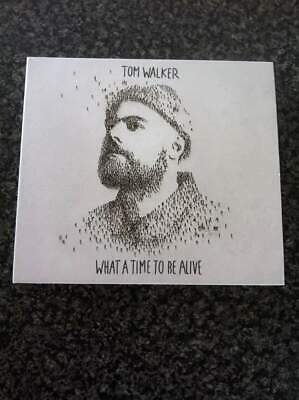 Tom Walker - What A Time To Be Alive CD...new