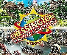 Two Tickets For Chessington World Of Adventure, Friday, 7June