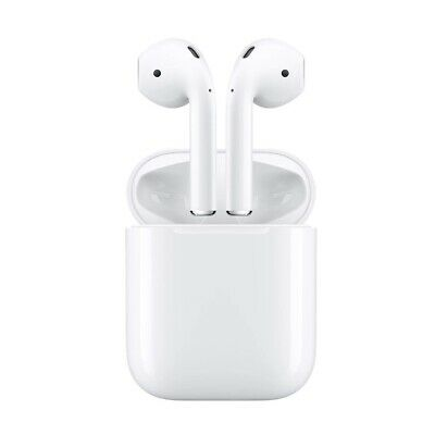 Apple AirPods with Charging Case White MMEF2AM/A 1st Gen Free Shipping