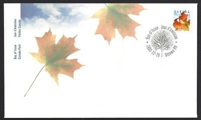 Canada   # 2008   COIL  MAPLE TREE DEFINITIVES    New 2003 Unaddressed